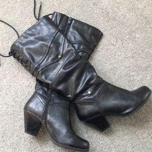 Bongo Knee High Boots
